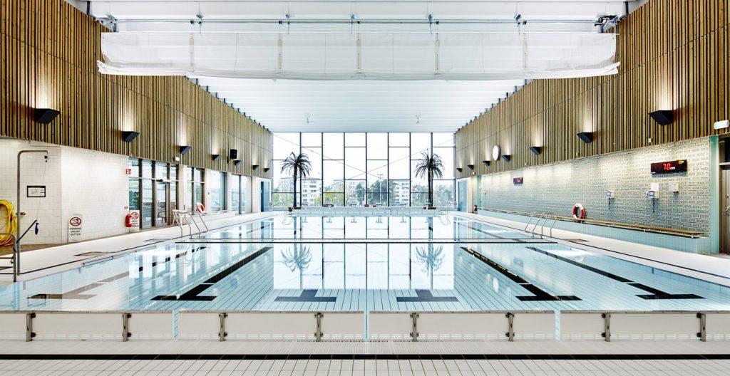 indoor pool grandpool indonesia