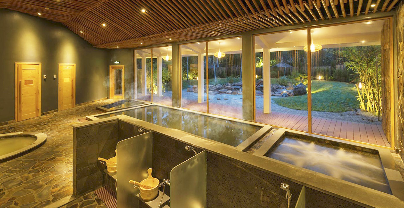 onsen grandpool indonesia - kontraktor kolam renang 4